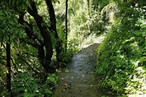 Hiking in Nagarkot : Nagarkot 360 View Tower + Village Hiking Trail